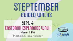 Go Lloyd Eastbank Esplanade Walk