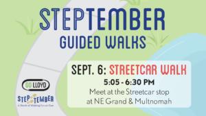 Go Lloyd: Streetcar Walk