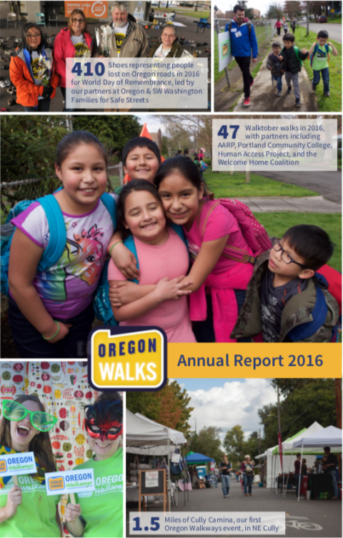 Cover Image of 2016 Annual Report