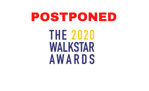 2020 Walkstar Awards Postponed Image