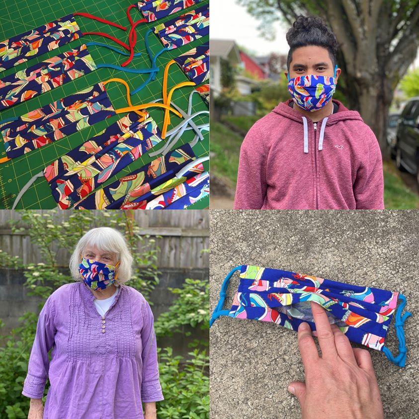 Oregon Walks Safety Mask